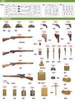 MiniArt 1/35 British Infantry Weapons & Equipment # 35368